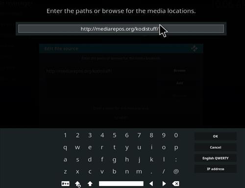 How to Install TinklePad Kodi Add-on with Screenshots step 5