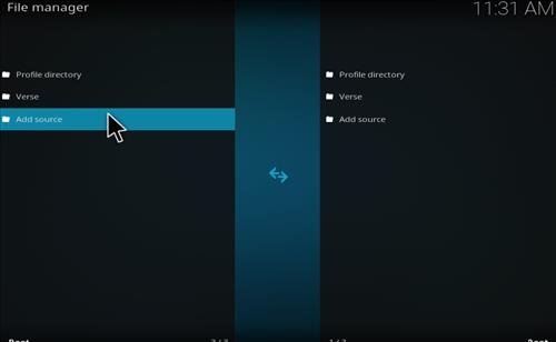 How to Install Underverse Kodi Build with Screenshots step 3