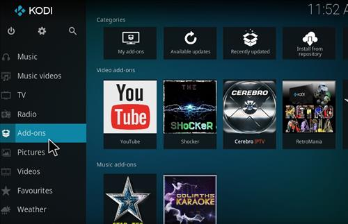 How to Install Atom Kodi Add-on with Screeshots step 8