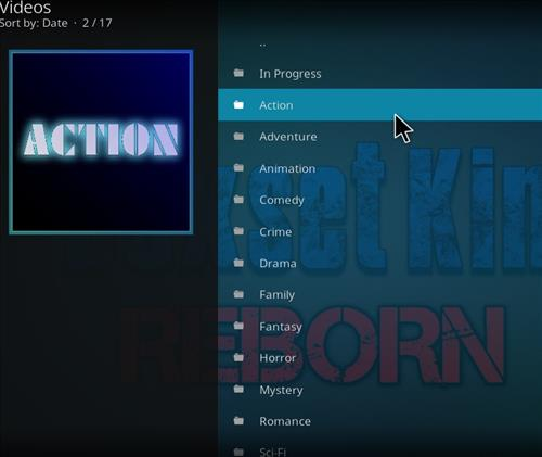 How to Install Boxset Kings Reborn Kodi Add-on with Screenshots pic 2