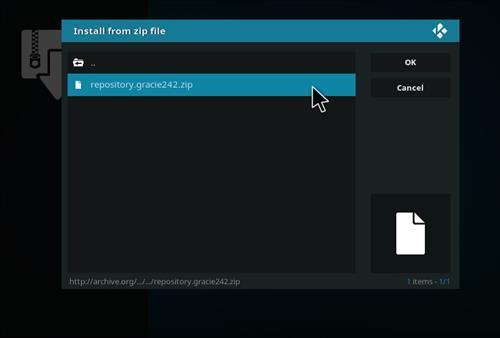 How to Install Dragon Build Kodi with Screenshots step 13