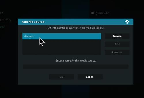 How to Install Dragon Build Kodi with Screenshots step 4