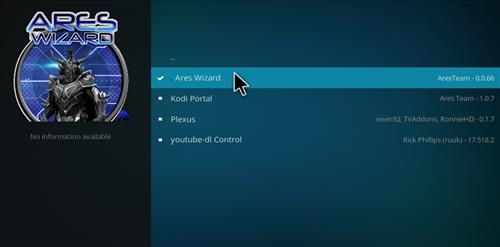 how to create kodi build wizard with update 2017