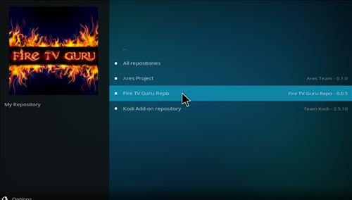 How to Install Fire TV Guru Builds Guide with Screenshots step 15