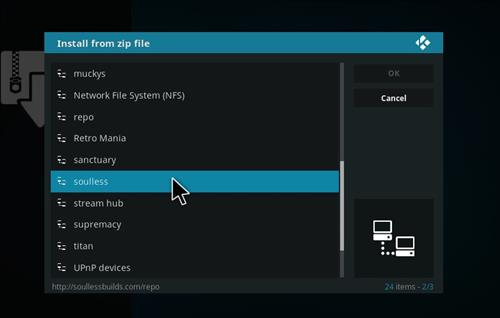 How to Install Hit Lists Kodi Add-on with Screenshots step 11