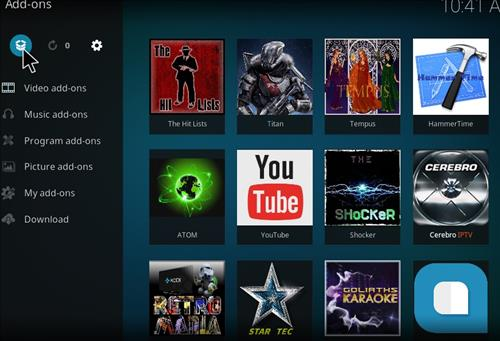 How to Install Hit Lists Kodi Add-on with Screenshots step 9