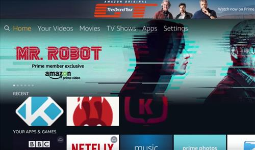 How to Install Kodi 17.5 on FireStick and Fire TV step 5