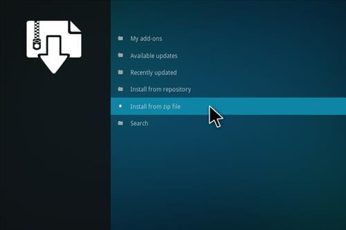 How to Install Rebirth Kodi Add-on with Screenshots step 10