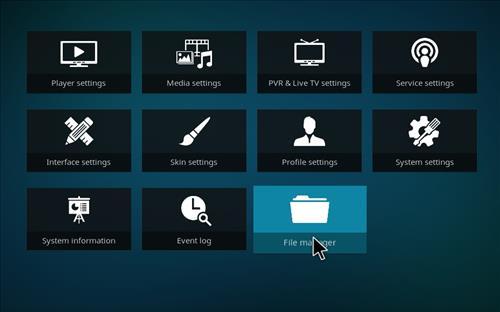 How to Install Rebirth Kodi Add-on with Screenshots step 2