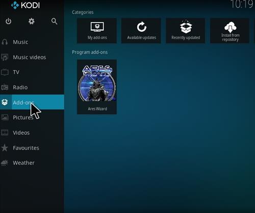 How to Install Rebirth Kodi Add-on with Screenshots step 8