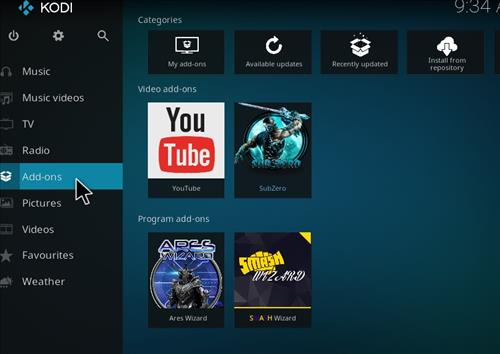 How to Install Strictly HD Kodi Add-on with Screenshots step 8