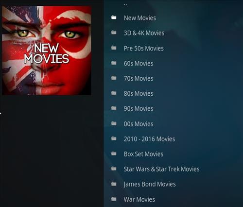 Best Kodi Addons for 4K, 3D, 1080p, Movie Streams 2017 Uk Turk pic 2