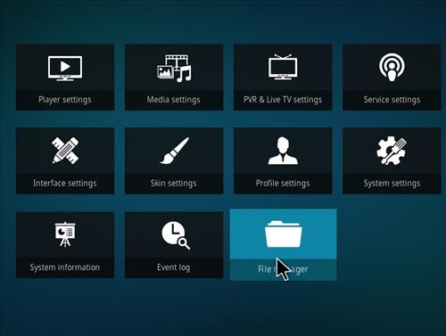 How to Install Cosmic Saints 4K Kodi Build with Screenshots step 2