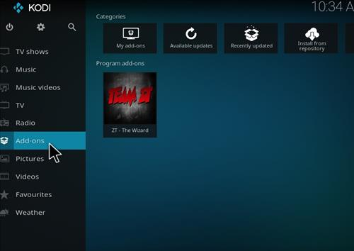 How to Install DC Friends Kodi Build with Screenshots step 8
