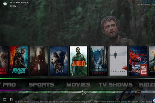 How to Install Dominus Kodi Build with Screenshots pic 1