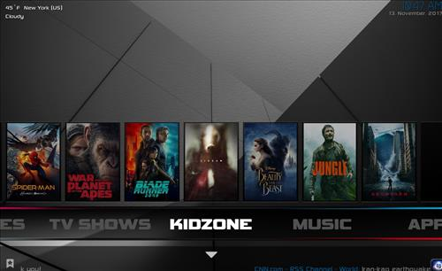 How to Install Dominus Kodi Build with Screenshots step 36