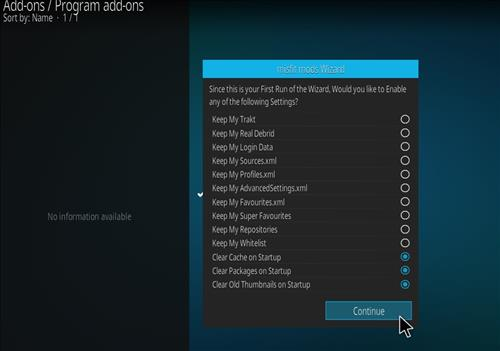 How to Install Hard Nox Build Kodi with Screenshots step 21