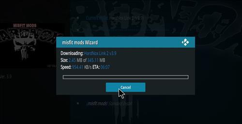 How to Install Hard Nox Build Kodi with Screenshots step 26