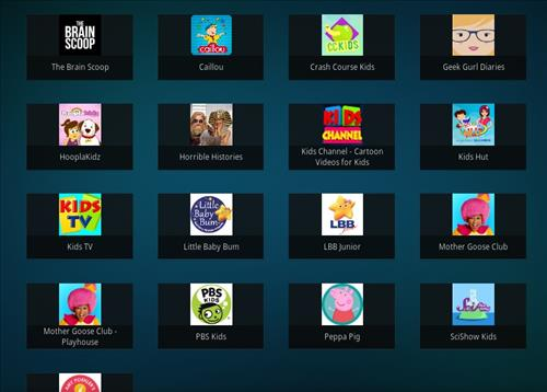 How to Install Kids Nation Kodi Add-on with Screenshots pic 2