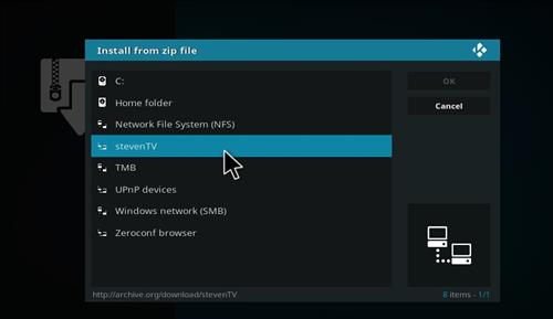 How to Install Krypton Media Build with Screenshots step 11