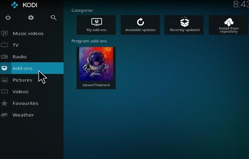 How to Install Krypton Media Build with Screenshots step 14
