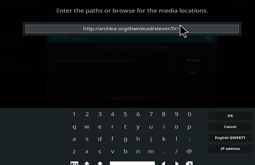 How to Install Krypton Media Build with Screenshots step 5