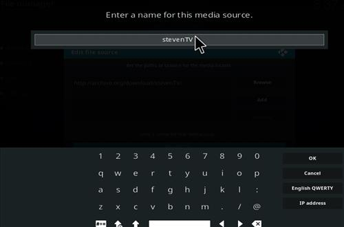 How to Install Krypton Media Build with Screenshots step 6