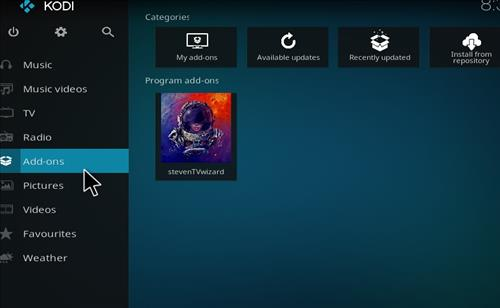 How to Install Krypton Media Build with Screenshots step 8