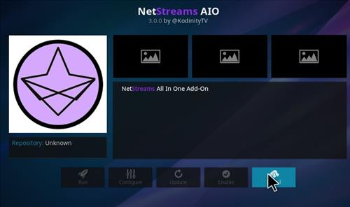 How to Install NetStreams AIO Kodi Add-on with Screenshots step 18