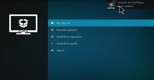How to Install NetStreams Sports Hub Kodi Add-on with Screenshots step 13