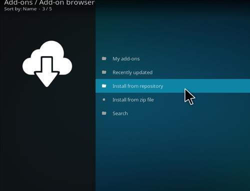 How to Install NetStreams Sports Hub Kodi Add-on with Screenshots step 14