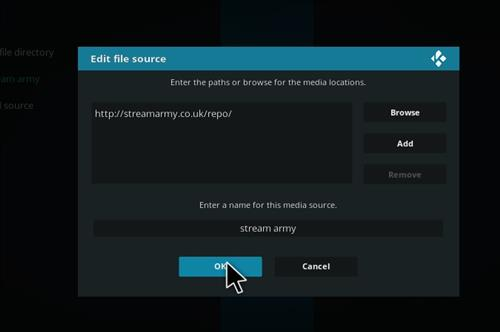 How to Install NetStreams Sports Hub Kodi Add-on with Screenshots step 7