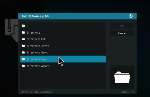 How to Install Project X Kodi Add-on with Screenshots step 12