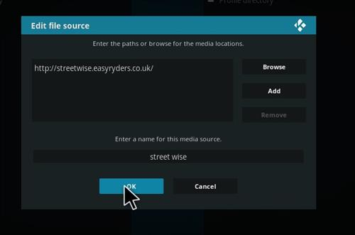 How to Install Project X Kodi Add-on with Screenshots step 7