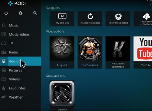 How to Install Project X Kodi Add-on with Screenshots step 8