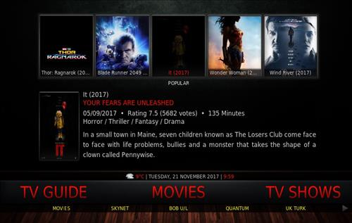 How to Install SG Professional Kodi Build with Screenshots pic 1