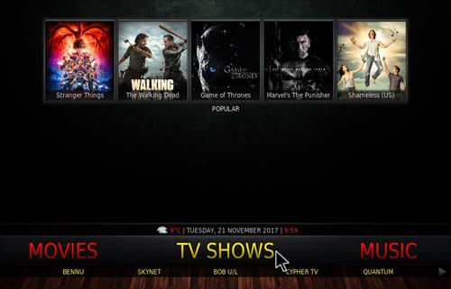 How to Install SG Professional Kodi Build with Screenshots pic 2