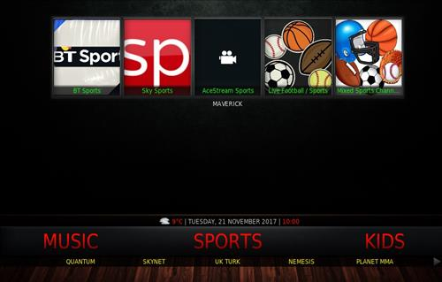 How to Install SG Professional Kodi Build with Screenshots pic 4