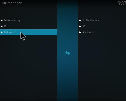 How to Install SG Professional Kodi Build with Screenshots step 3