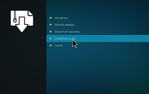 How to Install SpinzTV Fury Classic Kodi Build with Screenshots step 10