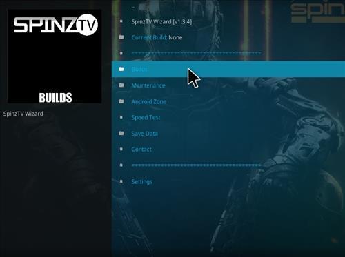 How to Install SpinzTV Fury Classic Kodi Build with Screenshots step 23