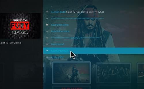 How to Install SpinzTV Fury Classic Kodi Build with Screenshots step 25