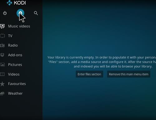 How to Install Subzero MMA Kodi Add-on with Screenshots step 1