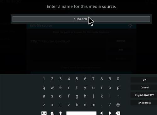 How to Install Subzero MMA Kodi Add-on with Screenshots step 6