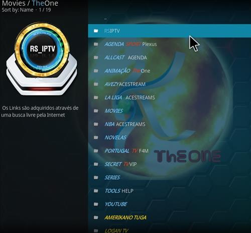 How to Install TheOne Kodi Add-on with Screenshots pic 2