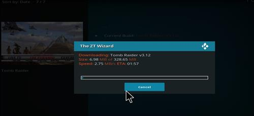 How to Install Tomb Raider Build Kodi 17.6 Krypton with Screenshots step 27