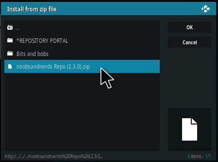 Step To Install Bob Unleashed Kodi Add-on with Screenshots N Step 12