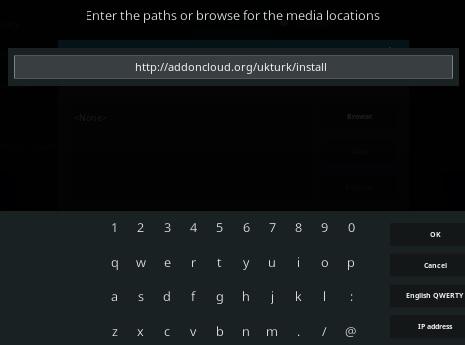 Steps To Install UK Turk Playlists Kodi Addon with Screenshots Step 5