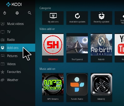 Steps To Install UK Turk Playlists Kodi Addon with Screenshots Step 8