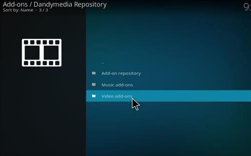 How to Install Myriad Kodi Add-on with Screenshots step 16